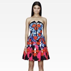 Brand new strapless Peter Pilotto for Target